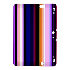 Fun Striped Background Design Pattern Kindle Fire Hdx 8 9  Hardshell Case by Amaryn4rt