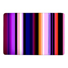 Fun Striped Background Design Pattern Samsung Galaxy Tab Pro 10 1  Flip Case by Amaryn4rt