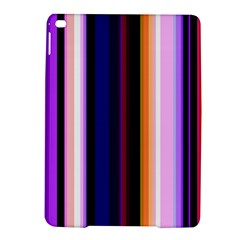 Fun Striped Background Design Pattern Ipad Air 2 Hardshell Cases by Amaryn4rt