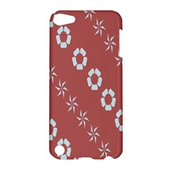 Abstract Pattern Background Wallpaper In Pastel Shapes Apple Ipod Touch 5 Hardshell Case by Amaryn4rt