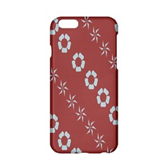 Abstract Pattern Background Wallpaper In Pastel Shapes Apple Iphone 6/6s Hardshell Case by Amaryn4rt