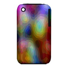 A Mix Of Colors In An Abstract Blend For A Background Iphone 3s/3gs by Amaryn4rt