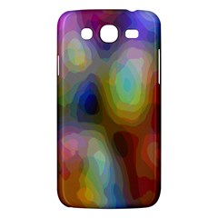 A Mix Of Colors In An Abstract Blend For A Background Samsung Galaxy Mega 5 8 I9152 Hardshell Case  by Amaryn4rt
