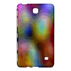 A Mix Of Colors In An Abstract Blend For A Background Samsung Galaxy Tab 4 (8 ) Hardshell Case  by Amaryn4rt
