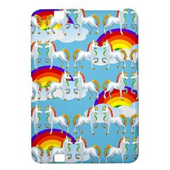 Rainbow Pony  Kindle Fire Hd 8 9  by Valentinaart