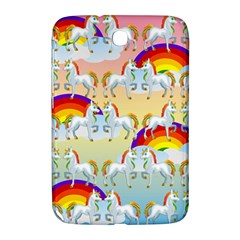 Rainbow Pony  Samsung Galaxy Note 8 0 N5100 Hardshell Case  by Valentinaart