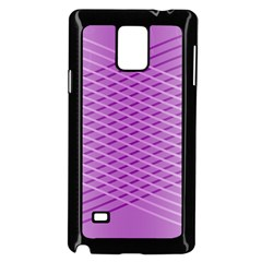 Abstract Lines Background Samsung Galaxy Note 4 Case (black) by Amaryn4rt
