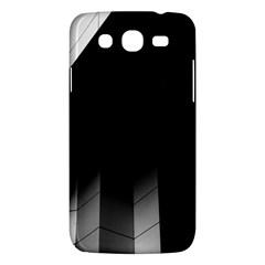 Wall White Black Abstract Samsung Galaxy Mega 5 8 I9152 Hardshell Case  by Amaryn4rt