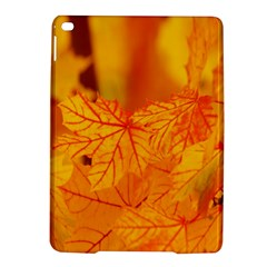 Bright Yellow Autumn Leaves Ipad Air 2 Hardshell Cases by Amaryn4rt