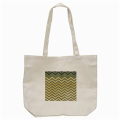 Abstract Vintage Lines Tote Bag (cream)