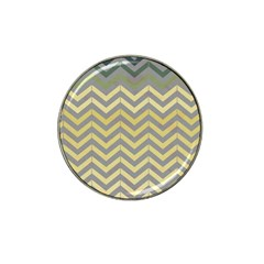 Abstract Vintage Lines Hat Clip Ball Marker (10 Pack) by Amaryn4rt