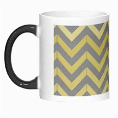 Abstract Vintage Lines Morph Mugs by Amaryn4rt