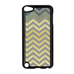 Abstract Vintage Lines Apple Ipod Touch 5 Case (black) by Amaryn4rt