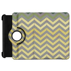 Abstract Vintage Lines Kindle Fire Hd 7  by Amaryn4rt