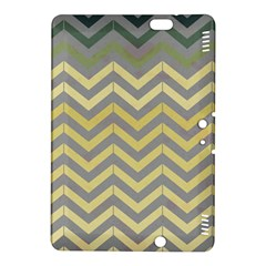 Abstract Vintage Lines Kindle Fire Hdx 8 9  Hardshell Case by Amaryn4rt