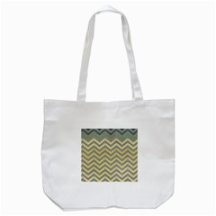 Abstract Vintage Lines Tote Bag (white) by Amaryn4rt