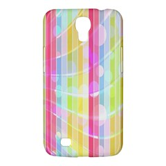 Colorful Abstract Stripes Circles And Waves Wallpaper Background Samsung Galaxy Mega 6 3  I9200 Hardshell Case by Amaryn4rt
