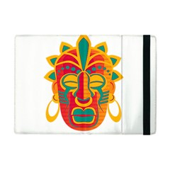 Mask Apple Ipad Mini Flip Case by Valentinaart