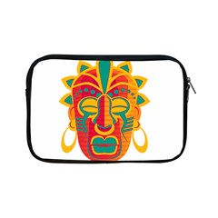 Mask Apple Ipad Mini Zipper Cases by Valentinaart