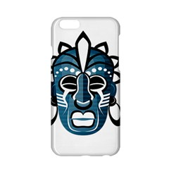 Mask Apple Iphone 6/6s Hardshell Case by Valentinaart