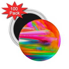 Abstract Illustration Nameless Fantasy 2 25  Magnets (100 Pack)