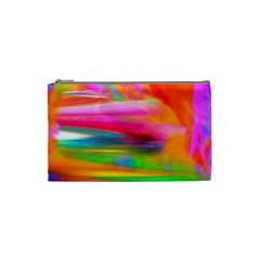 Abstract Illustration Nameless Fantasy Cosmetic Bag (small)  by Amaryn4rt