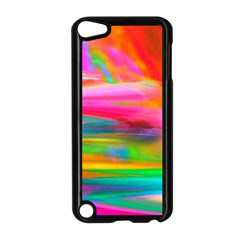 Abstract Illustration Nameless Fantasy Apple Ipod Touch 5 Case (black) by Amaryn4rt