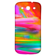 Abstract Illustration Nameless Fantasy Samsung Galaxy S3 S Iii Classic Hardshell Back Case by Amaryn4rt
