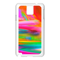 Abstract Illustration Nameless Fantasy Samsung Galaxy Note 3 N9005 Case (white) by Amaryn4rt