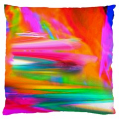Abstract Illustration Nameless Fantasy Standard Flano Cushion Case (two Sides) by Amaryn4rt