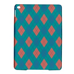 Plaid Pattern Ipad Air 2 Hardshell Cases by Valentinaart