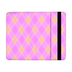 Plaid Pattern Samsung Galaxy Tab Pro 8 4  Flip Case by Valentinaart