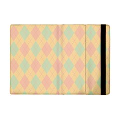 Plaid Pattern Ipad Mini 2 Flip Cases by Valentinaart