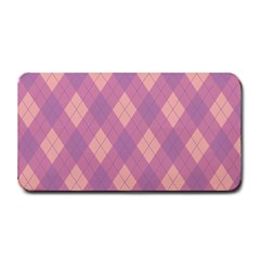 Plaid Pattern Medium Bar Mats by Valentinaart