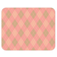 Plaid Pattern Double Sided Flano Blanket (medium)  by Valentinaart