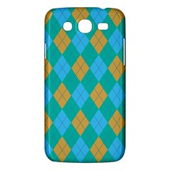 Plaid Pattern Samsung Galaxy Mega 5 8 I9152 Hardshell Case  by Valentinaart