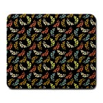Pattern Large Mousepads Front