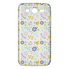 Vintage Spring Flower Pattern  Samsung Galaxy Mega 5 8 I9152 Hardshell Case  by TastefulDesigns