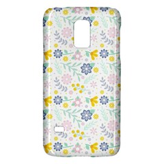 Vintage Spring Flower Pattern  Galaxy S5 Mini by TastefulDesigns