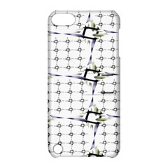 Fractal Design Pattern Apple Ipod Touch 5 Hardshell Case With Stand by Amaryn4rt