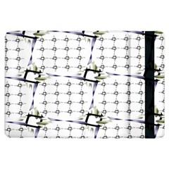 Fractal Design Pattern Ipad Air Flip by Amaryn4rt