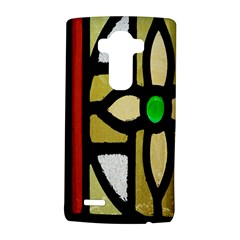 A Detail Of A Stained Glass Window Lg G4 Hardshell Case by Amaryn4rt