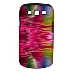 Abstract Pink Colorful Water Background Samsung Galaxy S Iii Classic Hardshell Case (pc+silicone) by Amaryn4rt