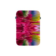 Abstract Pink Colorful Water Background Apple Ipad Mini Protective Soft Cases by Amaryn4rt