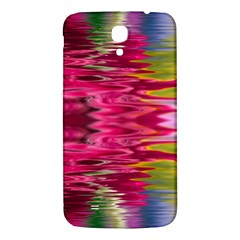 Abstract Pink Colorful Water Background Samsung Galaxy Mega I9200 Hardshell Back Case by Amaryn4rt