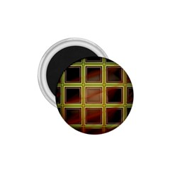 Drawing Of A Color Fractal Window 1 75  Magnets by Amaryn4rt