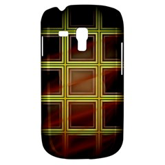Drawing Of A Color Fractal Window Galaxy S3 Mini by Amaryn4rt