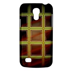Drawing Of A Color Fractal Window Galaxy S4 Mini by Amaryn4rt