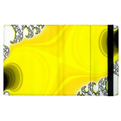 Fractal Abstract Background Apple Ipad 3/4 Flip Case by Amaryn4rt