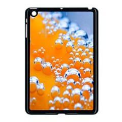 Bubbles Background Apple Ipad Mini Case (black) by Amaryn4rt